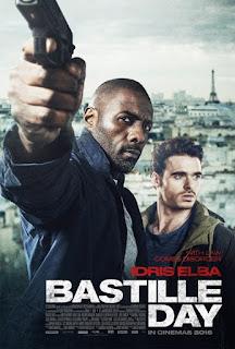 Bastille Day Legendado Torrent