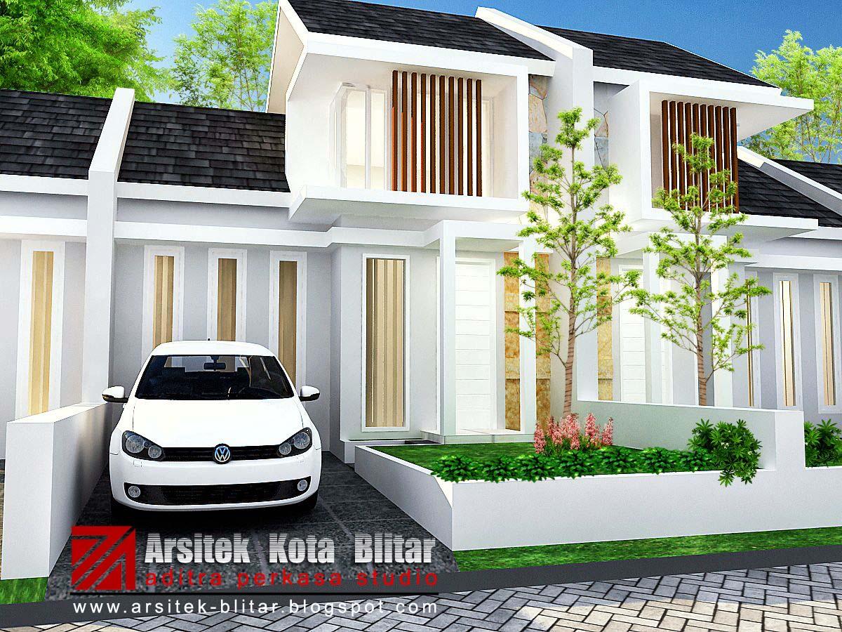 Arsitek Blitar: Desain Rumah Type-36 & Type-46