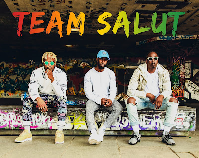 Team SalutTo Rule Afrobeats Sound, Joins Temple Management  …Collabos with Korede Bello, 9ice, Iyanya