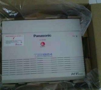 Langkah-Langkah Cara Setting PABX Panasonic KX-Tes824