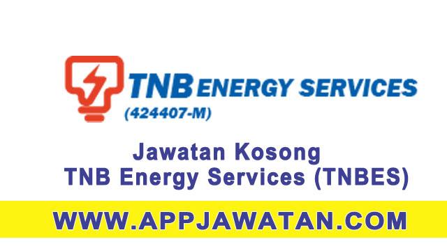Jawatan kosong di TNB Energy Services (TNBES) - 15 Mac 2017