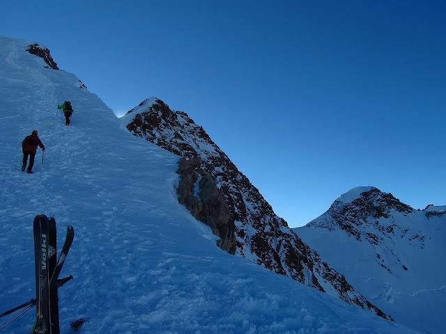 Przełęcz Sattel