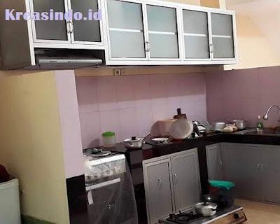 Jasa Kitchen Set Aluminium Di Tangerang Dan Sekitarnya