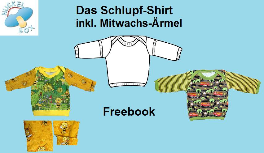 http://nuckelbox.blogspot.de/p/freebook-schnittmuster-schlupf-shirt.html