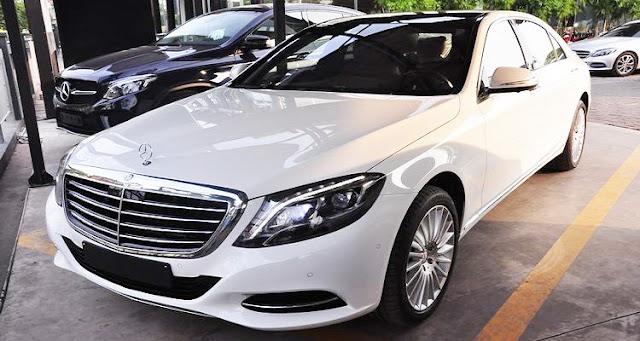Mercedes S450 L Luxury 2018 có thiết kế nội và ngoại thất sang trọng, lịch lãm và rộng rãi
