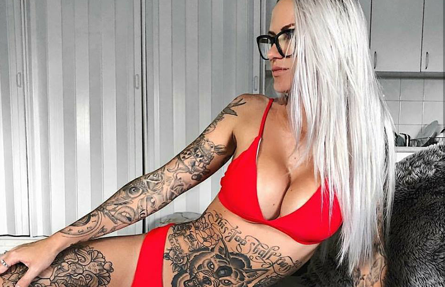 25 Amazing Tattoo Models and Designs 2018