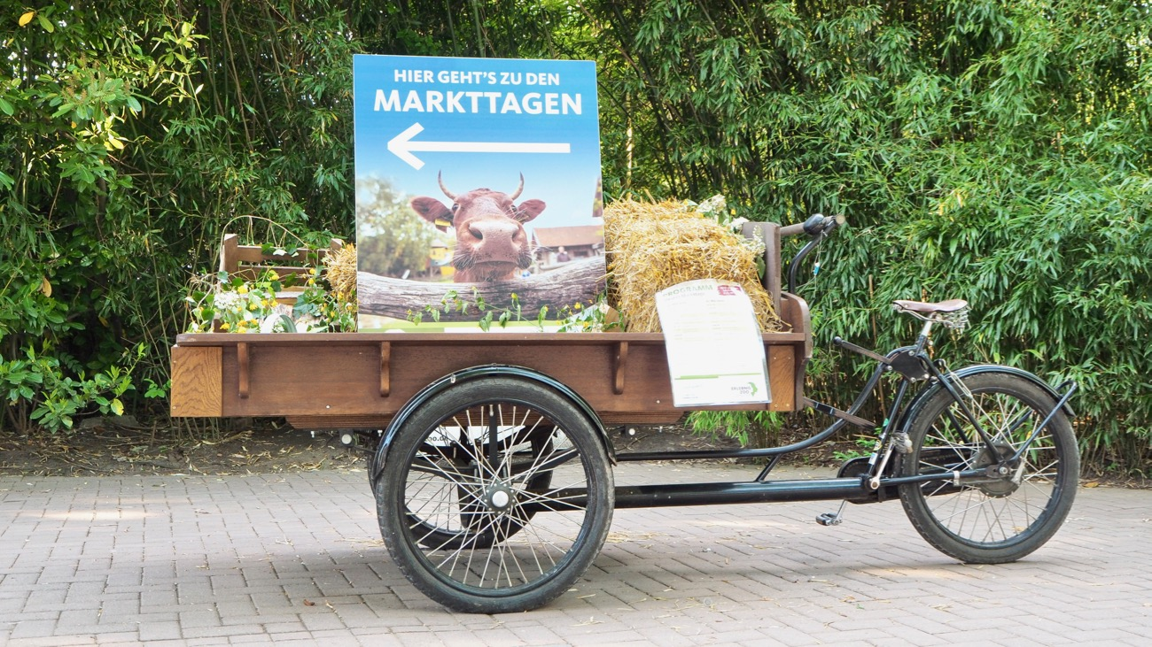 Markttage im Zoo Hannover
