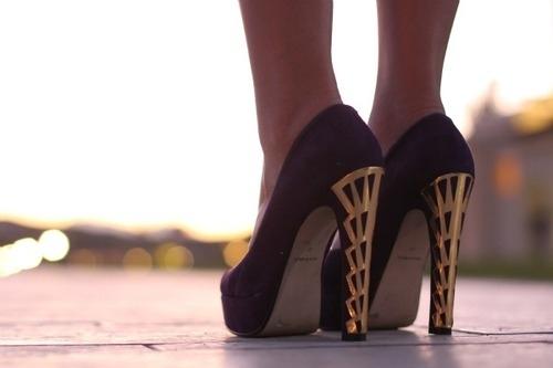 zapatos de tacon bajo