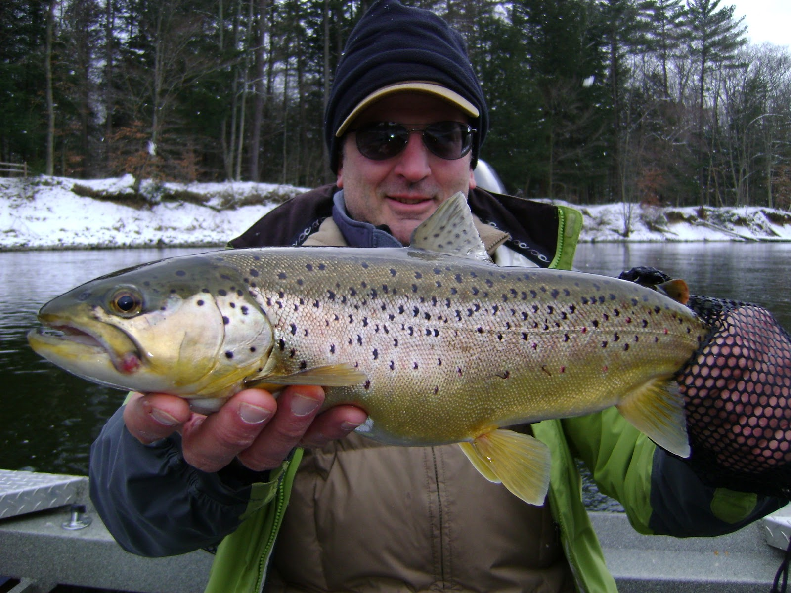 Michigan Fly Fishing Reports - Muskegon, Pere Marquette, Manistee
