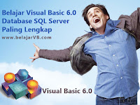 Tutorial VB 6.0 Database SQL Server Lengkap