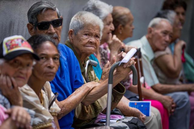 Banca pública y privada realiza jornada especial para pago de pensiones #1Sep