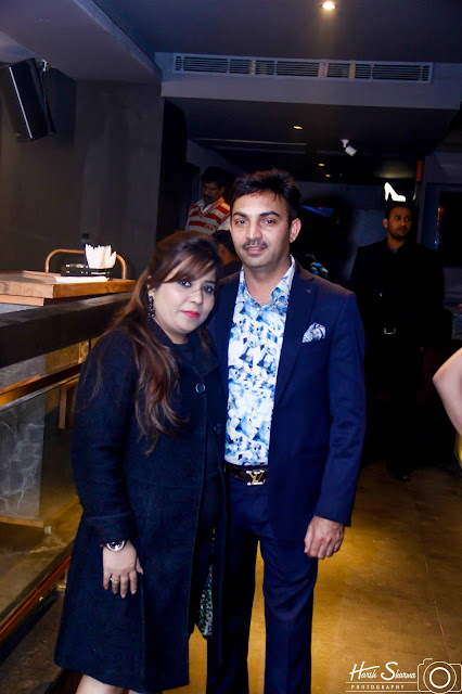 Sunita Sharma and Ajay Sharma