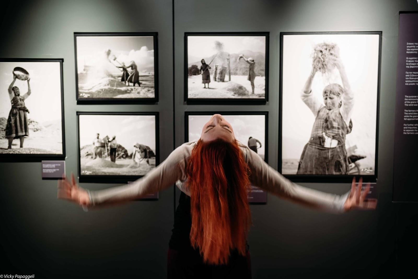 Μουσείου Σιτηρών και Αλεύρων: Μύλος, το χθες και το σήμερα