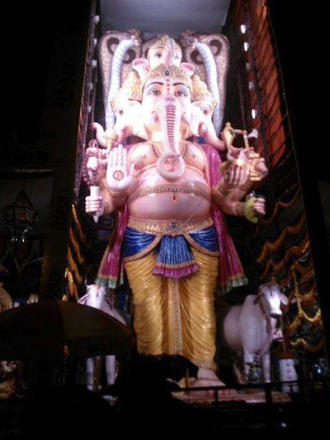 Khairatabad Ganesh - Happy Ganesha Chaturthi