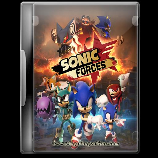 Sonic Forces Full Español