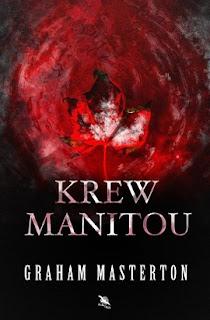 Krew Manitou - Graham Masterton