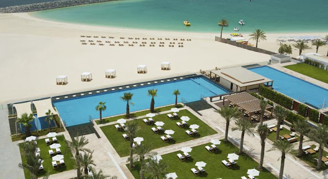 فنادق دوبل تري باي هيلتون دبي جميرا بيتش