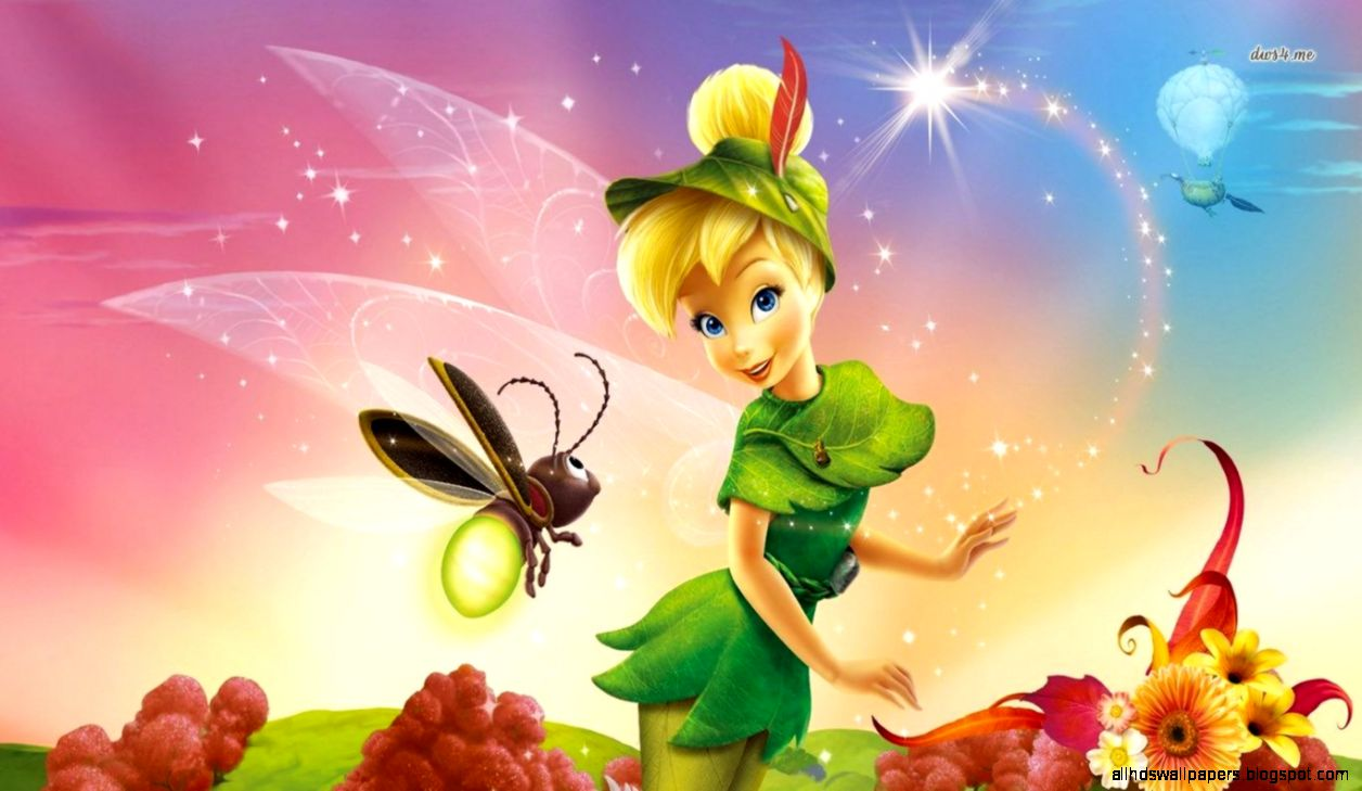 Tinkerbell 3d animated wallpaper all hd wallpapers - Cute disney hd wallpapers ...