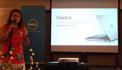 Liow Yee Fong, Client Solutions Director, Malaysia and Singapore, Dell, explained that Latitude and Vostro have different target audiences.
