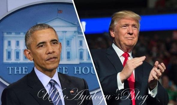 """He's nothing but a bulls****er,"" Barack Obama Slams Trump"