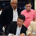 'Ulat sa deklarasyon ng Martial Law, pasok sa proseso'