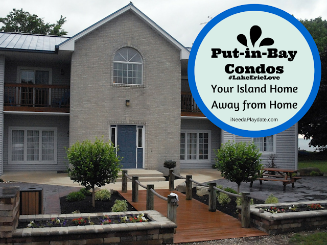 An Island Home Away From Home is Put-in-Bay Condos #LakeErieLove
