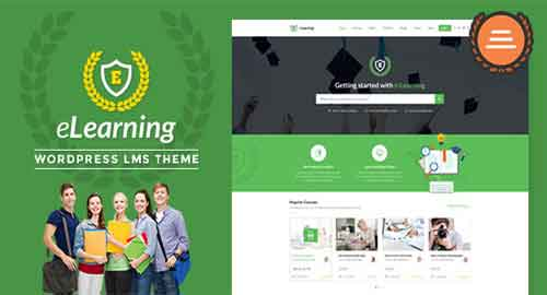 eLearning v2.3 - LMS WordPress Theme