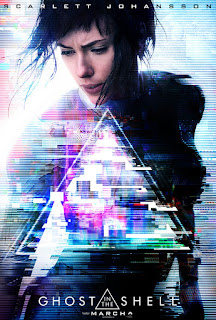 Ghost in the Shell (2017) Movie Poster 1