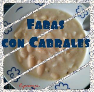 Fabas Con Cabrales