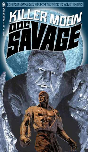 Cool Book Cover Uk : The geeky nerfherder cool art fantasy doc savage
