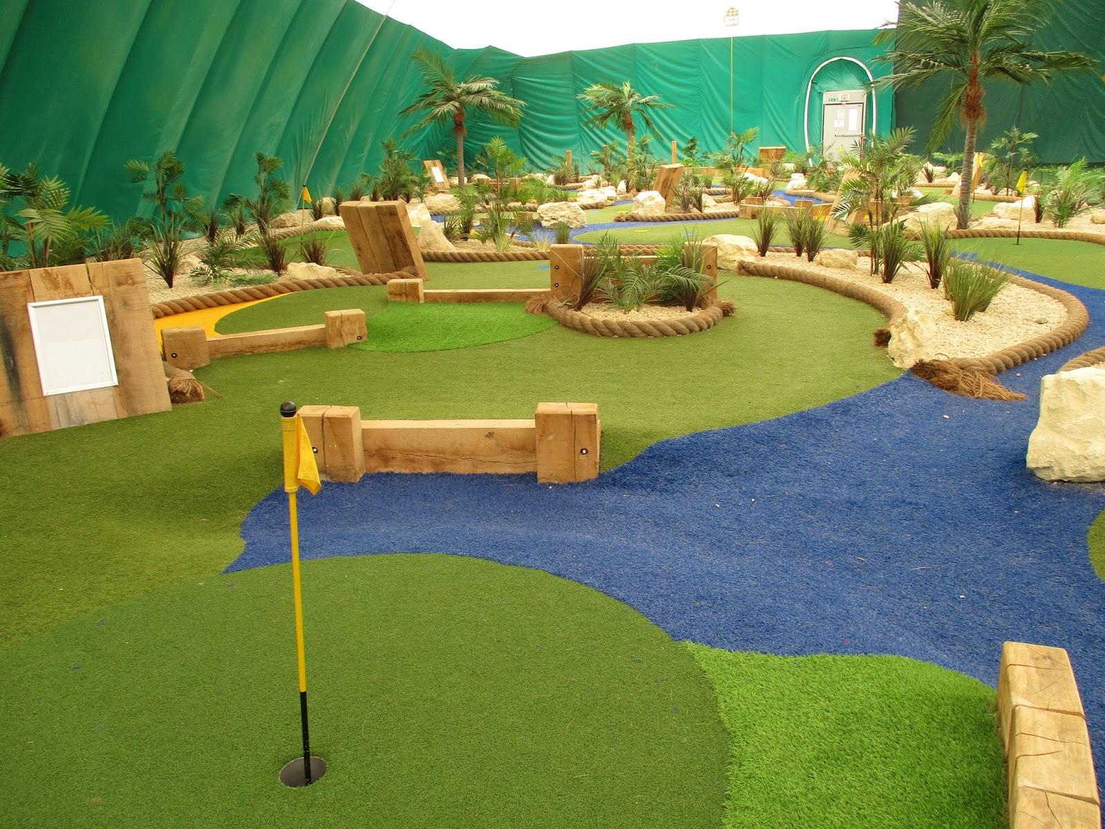 two crazy golfers jd golf dome seaton carew hartlepool