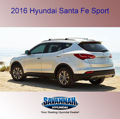 Hyundai Santa Fe sport Savannah