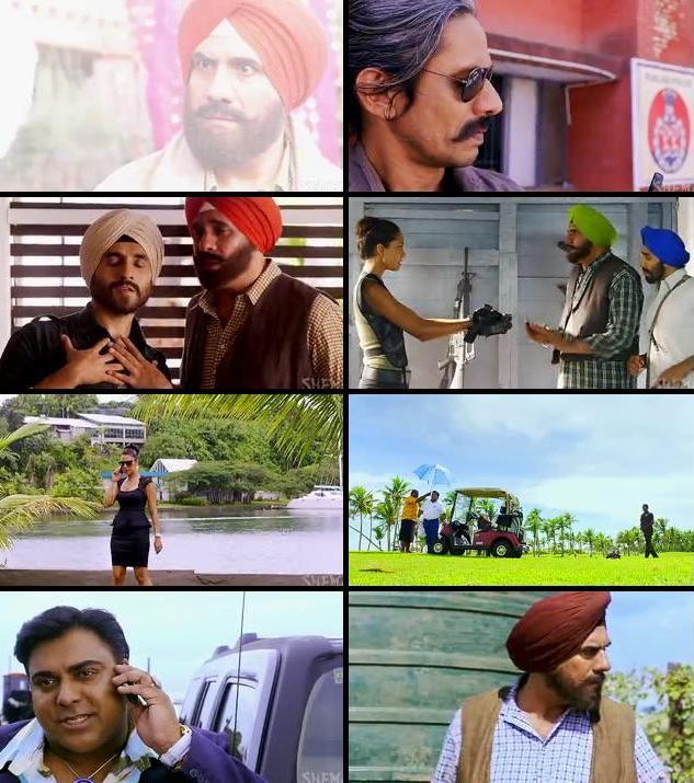 Santa Banta Pvt Ltd 2016 Hindi 480p DVDRip