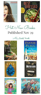 brand new books for all ages published November 29