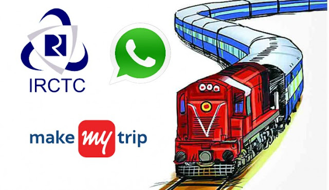 Learn from WhatsApp, PNR and Live Train Status