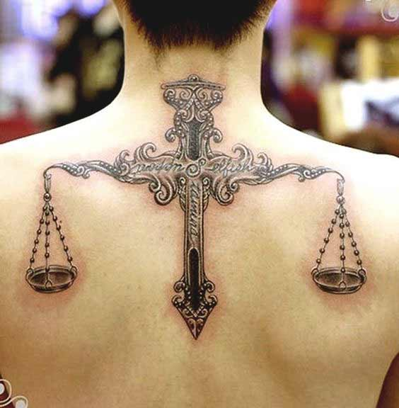 Tattoo Designs Libra: 50 Amazing Libra Tattoos Designs And Ideas For Men And Women