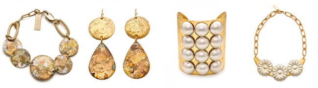 Evocateur jewelry Galaxy and Metropolis