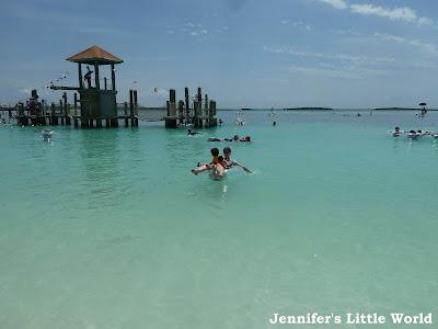 Castaway Cay beach Disney cruise stop