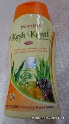 Patantali Products - Kesh Kanti Shampoo Review