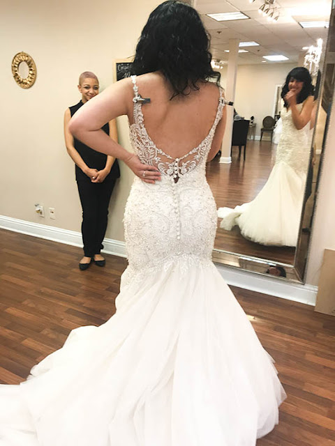 Sottero and Midgely Hardy Wedding Dress from BoLee Bridal Couture
