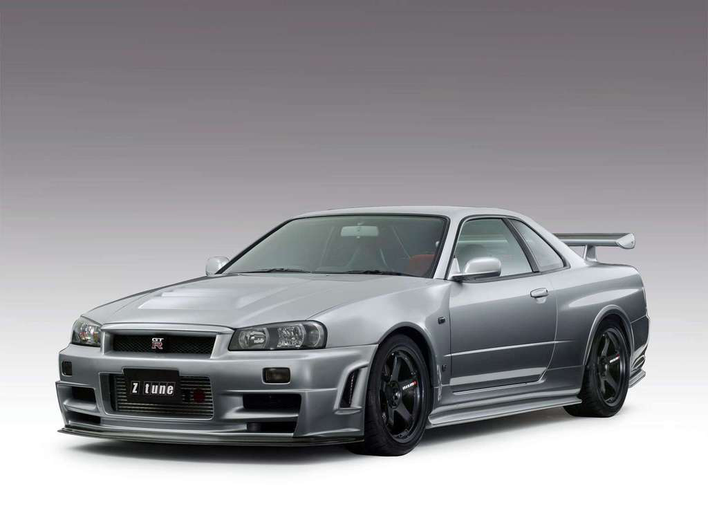 world of small car dunia kereta kecil nissan skyline r34 gtr z tune. Black Bedroom Furniture Sets. Home Design Ideas