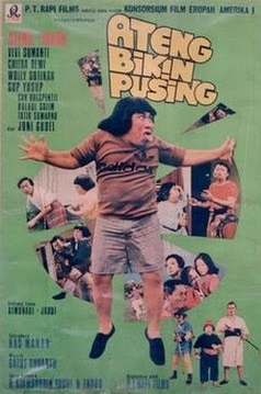 Ateng Bikin Pusing (1977) WEB-DL