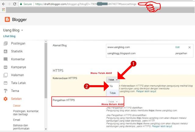 Ketersediaan HTTPS