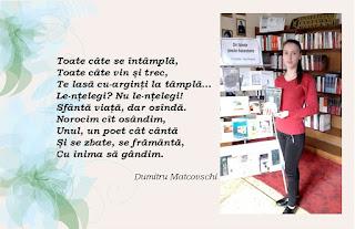 poezia basarabeana Matcovschi