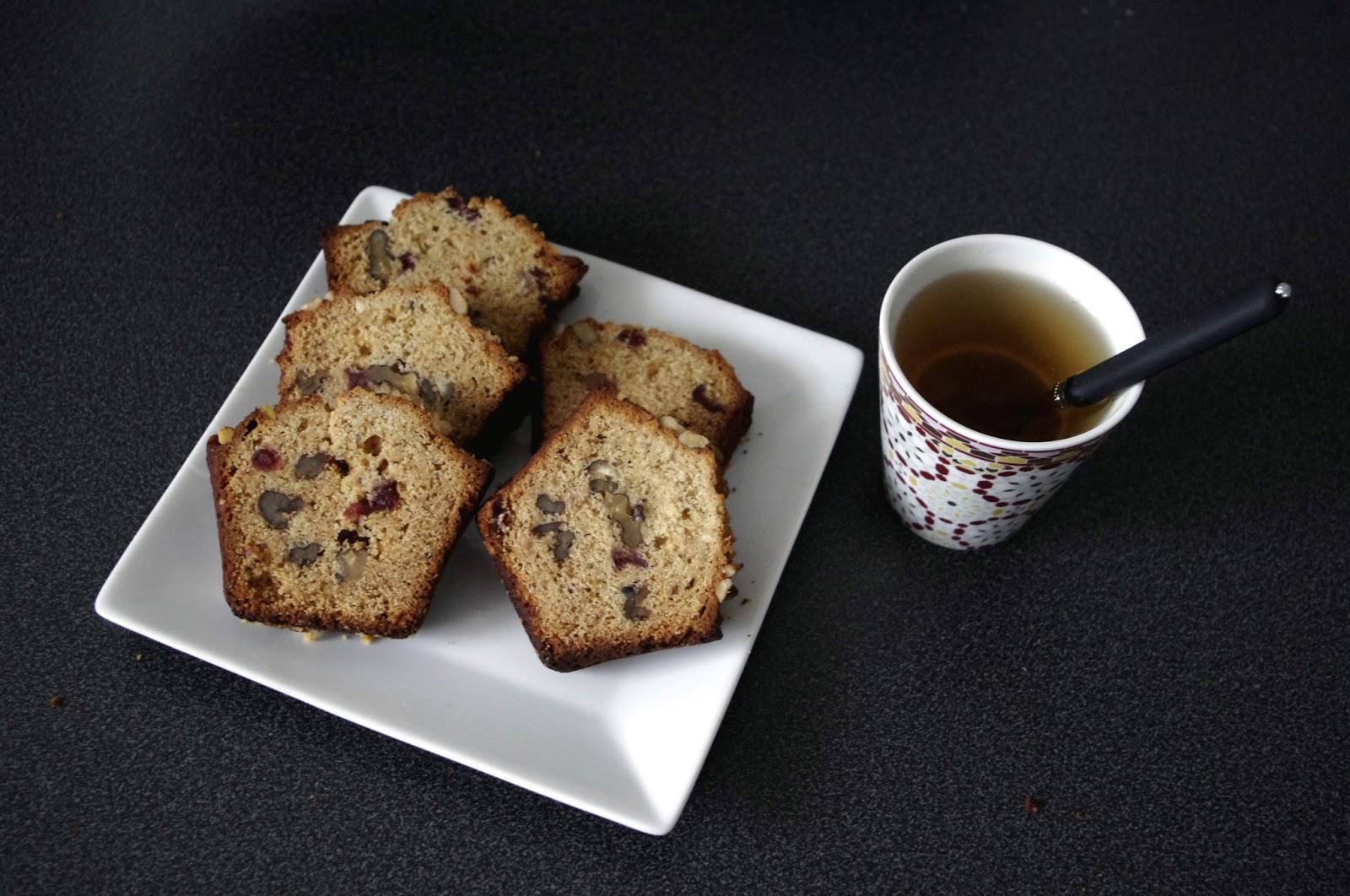 Cake Aux Noix De St Acques
