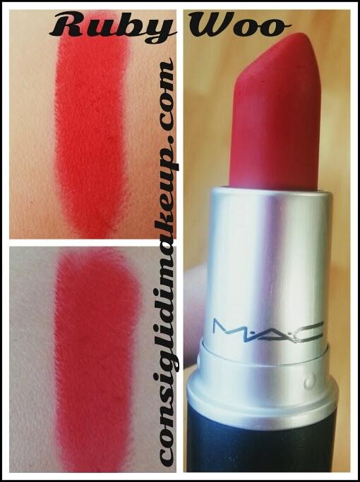 Eccezionale I miei rossetti Mac!!! #Luisa - Consigli di Makeup Beauty & More RS79