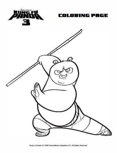 One Momma Saving Money: Kung Fu Panda 3 #Giveaway #