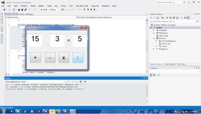 cara membuat aplikasi kalkulator sederhana