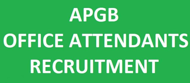 APGB Recruitment