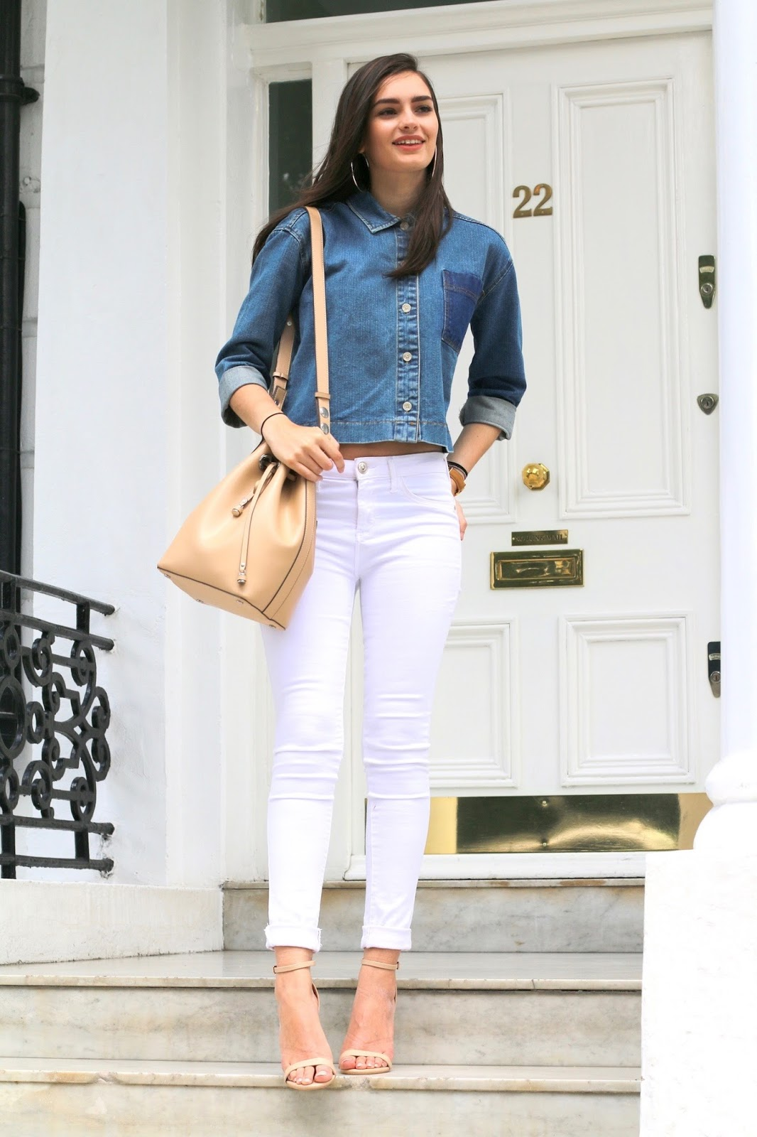 london street style chelsea girl